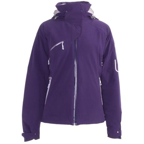 Salomon Speed Jacket - Waterproof, Insulated (For Women)