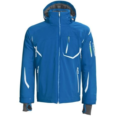 Salomon S-Line II PrimaLoft® Jacket - Waterproof, Insulated, Soft Shell (For Men)