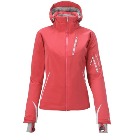 Salomon S-Line II PrimaLoft® Jacket - Waterproof, Insulated, Soft Shell (For Women)