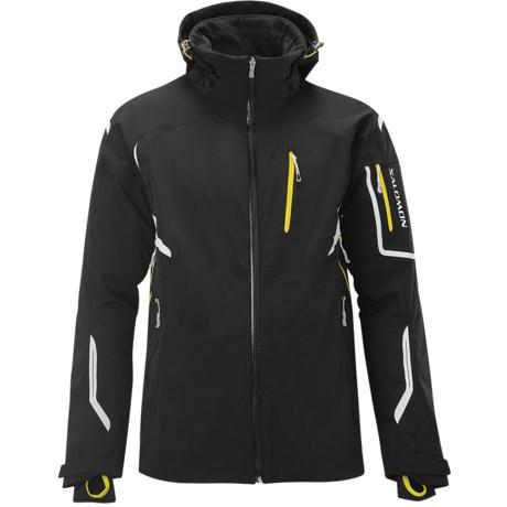 Salomon S-Line II Jacket - Waterproof, 3-In-1, Removable Down Liner(For Men)