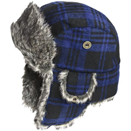 Chaos Albaca Trapper Hat - Ear Flaps (For Boys)