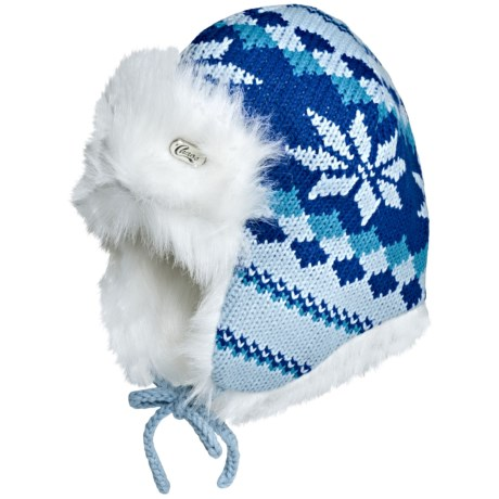 Chaos Krista Trapper Hat (For Girls)