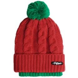 Chaos Koweba Layered Beanie Hat (For Girls)