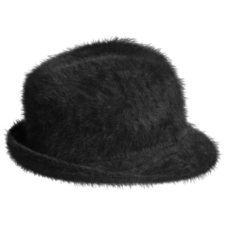Betmar Angora Fedora Hat (For Women)