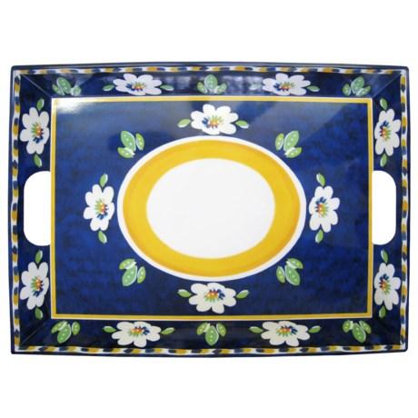 Le Cadeaux  Campania serving tray