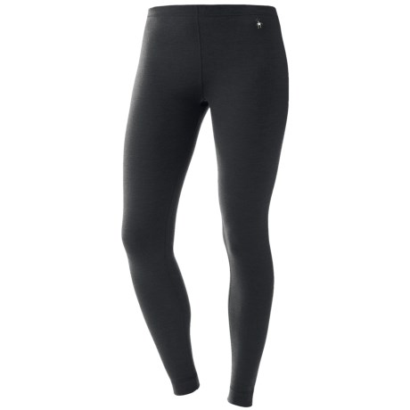 SmartWool NTS Base Layer Bottoms - Merino Wool, Midweight (For Women)