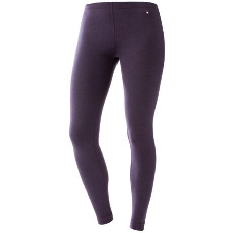 SmartWool NTS Base Layer Bottoms - Merino Wool, Midweight (For Women)