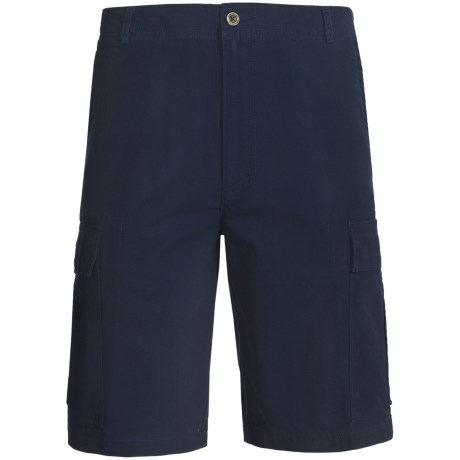 Woolrich Sequence Cargo Shorts - Peached Canvas (For Men)