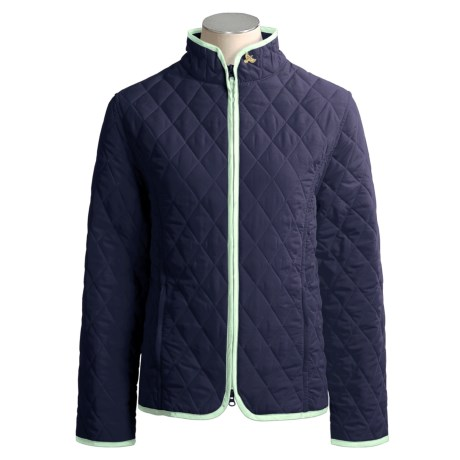 John Partridge Lichfield Jacket - Quilted (For Women)