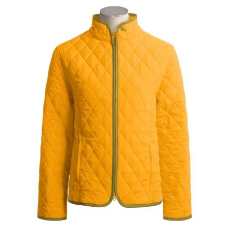 John Partridge Lichfield Jacket - Quilted (For Women)