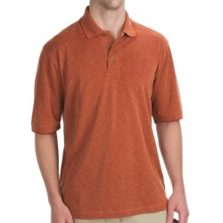 Woolrich Boundary Polo Shirt - UPF 30+, Short Sleeve (For Men)