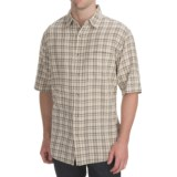 Woolrich Upwind Shirt - Short Sleeve (For Men)