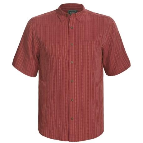 Woolrich Great Basin Shirt - UPF 30+, Short Sleeve (For Men)