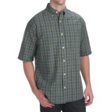 Woolrich Timberline Shirt - Short Sleeve (For Men)