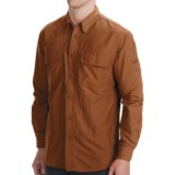 Woolrich Cross Country Tech Shirt - UPF 40+, Long Sleeve (For Men)