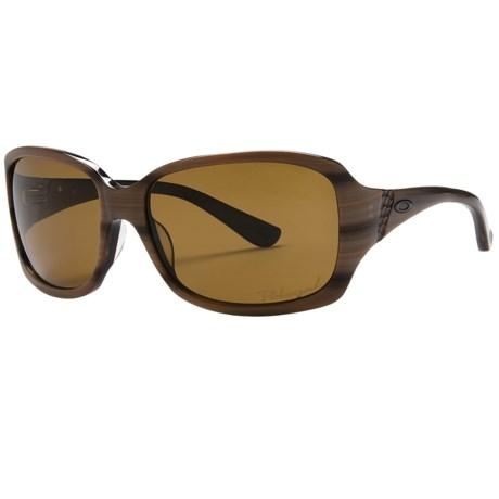 Oakley Discreet Sunglasses - Polarized (For Women)
