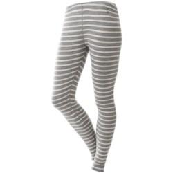 SmartWool NTS Pattern Base Layer Bottoms - Merino Wool, Midweight (For Women)