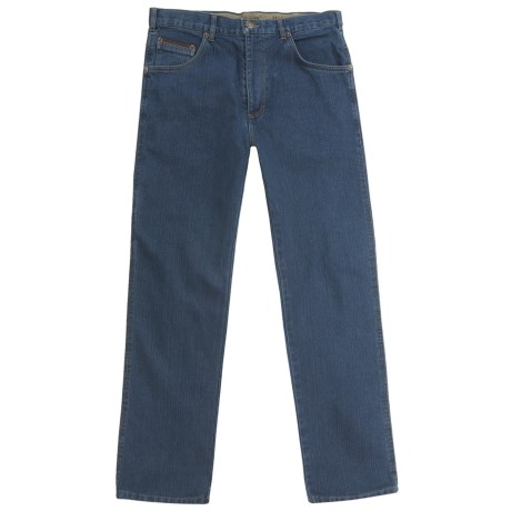 Madison Creek Outfitters Range Carpenter Jeans - Leather Trim (For Men)