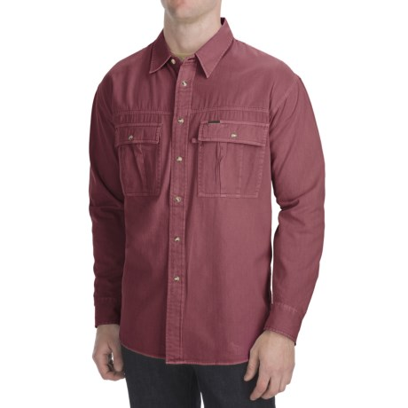 Madison Creek Outfitters Santa Fe Shirt - Long Sleeve (For Men)