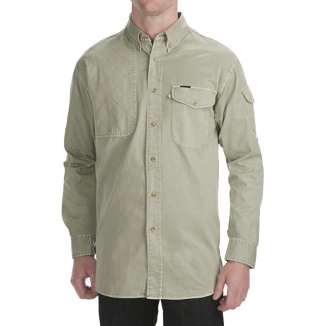 Madison Creek Outfitters Sportsman Twill Shirt - Long Sleeve (For Men)