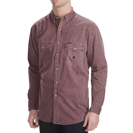 Madison Creek Outfitters Twill Shirt - Long Sleeve (For Men)