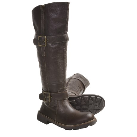 Earth Hype Boots - Leather (For Women)