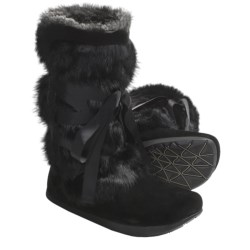 Earth Kalso  Pike Boots - Faux-Shearling Lining (For Women)