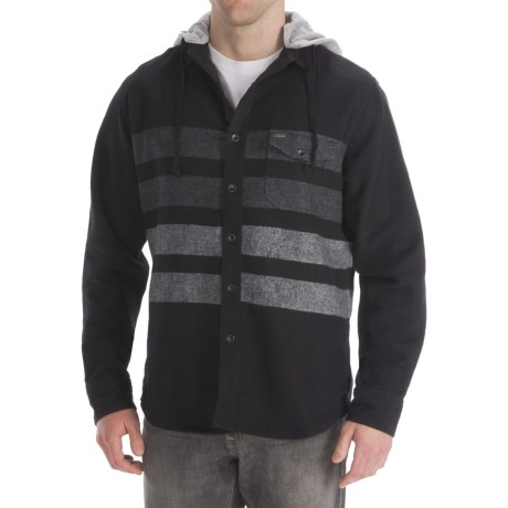 Billabong Clayton Shirt - Flannel, Long Sleeve (For Men)
