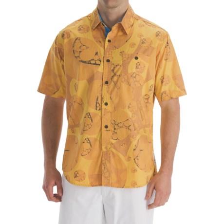 Billabong Andy Davis Bali Shirt - Organic Cotton, Short Sleeve (For Men)