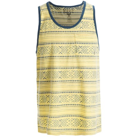 Billabong One Way Tank Top (For Men)