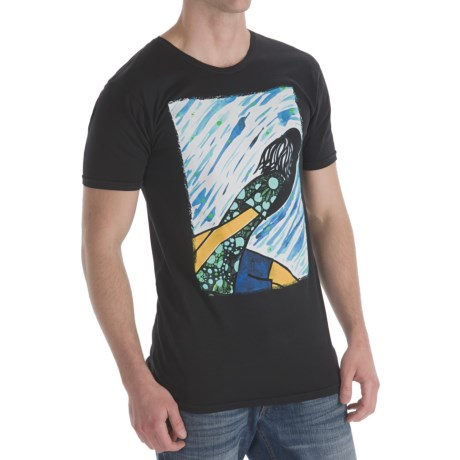 Billabong Andy Davis Barrel T-Shirt - Organic Cotton, Short Sleeve (For Men)