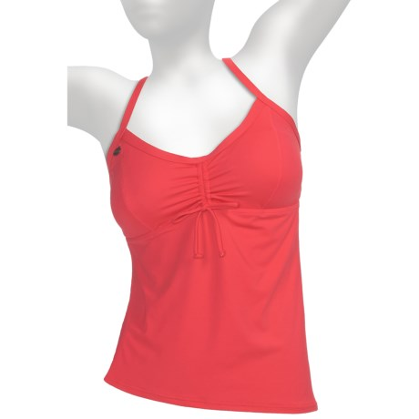 Lole Azur Tankini Swimsuit Top - D-Cup (For Women)