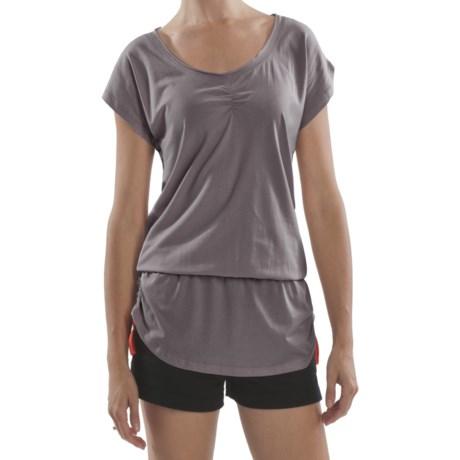 Lole Syrah Tunic Shirt - Short Sleeve (For Women)