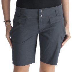 Lole Mission Shorts - UPF 50+, Stretch Cotton-Nylon (For Women)