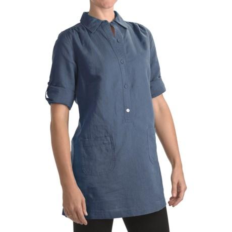 Lole Aurelia Dress - Organic Cotton, 3/4 Sleeve (For Women)