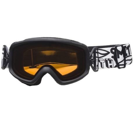 Smith Optics Sidekick Ski Goggles (For Little and Big Kids)