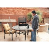 Browning Buckmark Portable Propane Grill - Table Top