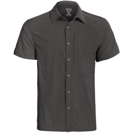 Mountain Hardwear Ravine Shirt - UPF 25, Short Sleeve (For Men)