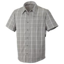 Mountain Hardwear Fallon Shirt - UPF 50, Short Sleeve (For Men)