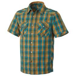 Mountain Hardwear Cortwright Shirt -Short Sleeve (For Men)