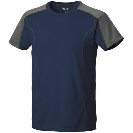 Mountain Hardwear Berrino Shirt - UPF 25, Short Sleeve (For Men)