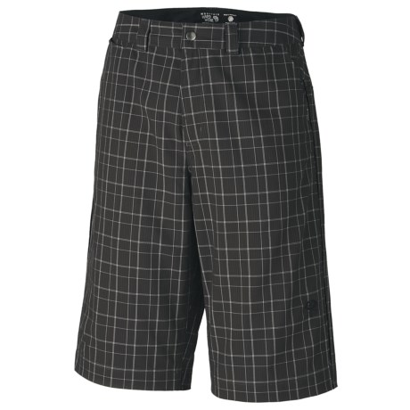 Mountain Hardwear Trotter Trunk Shorts - UPF 30, Recycled Materials (For Men)