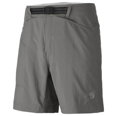 Mountain Hardwear Canyon Shorts - UPF 50 (For Men)