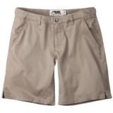 Mountain Khakis Lake Lodge Twill Shorts - Stretch Cotton (For Women)