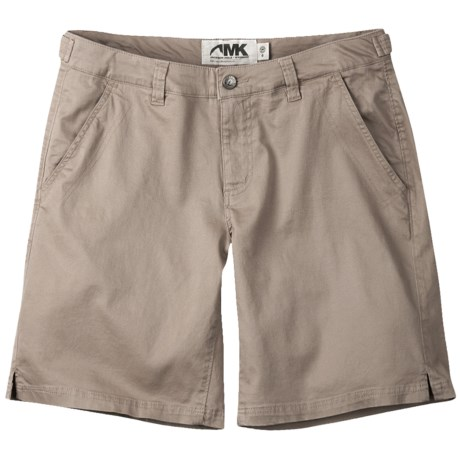 Mountain Khakis Lake Lodge Twill Shorts - Stretch Cotton (For Women)