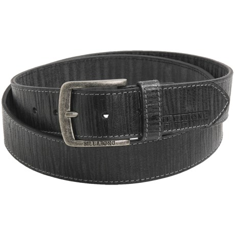 Billabong Woody Belt - Leather (For Men)