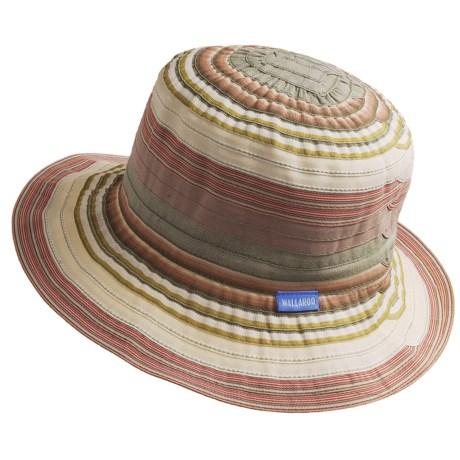 Wallaroo Nantucket Bucket Hat - UPF 50+ (For Women)