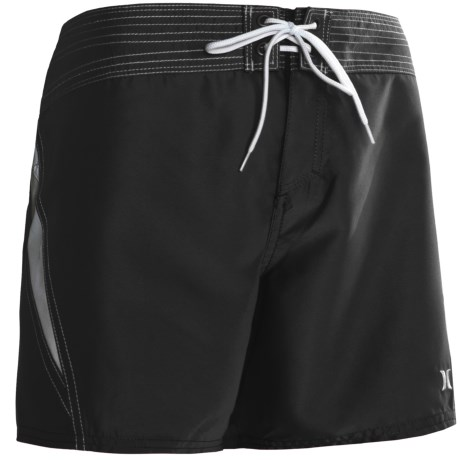 Hurley Point Break Boardshorts - Recycled Materials (For Women)