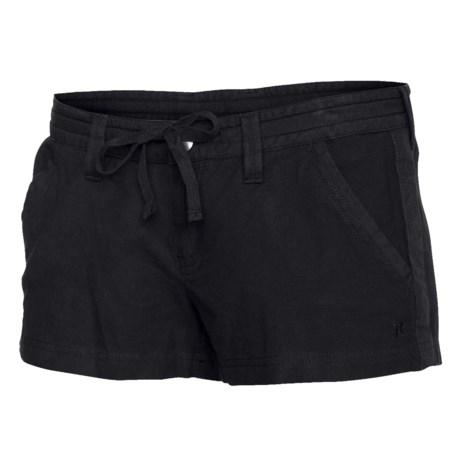 Hurley Slam Dunk Walk Shorts (For Women)