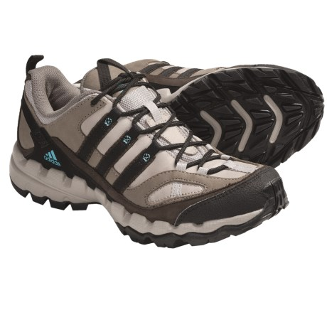 Adidas Outdoor AX 1 Lea Trail Running Shoes - Leather (For Women)